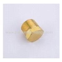 China Brass Plug fittings on sale
