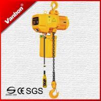 Electric chain hoist 3t hook type