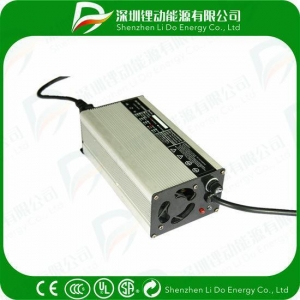 China 14.6V 5A lifepo4 battery charger on sale