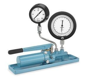 China 1327CM Pressure Gauge Comparator on sale