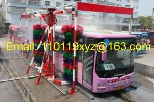 China Bus and truck wash equipment on sale