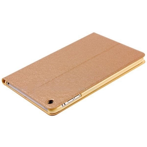 China Ipad air leather case on sale