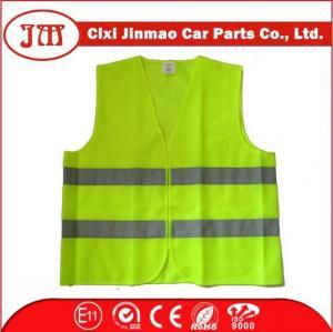 China 60gsm Traffic Safety Vest on sale