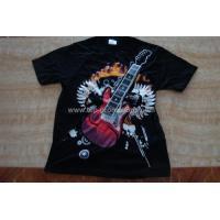Electronic Rock Guitar T-shirts