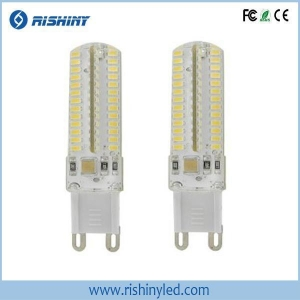 China High Lumen Mini Size 4W 400Lm G9 LED Lamps for replacing 40W halogen on sale