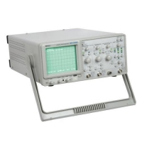 China 100 MHz Analog Oscilloscope on sale
