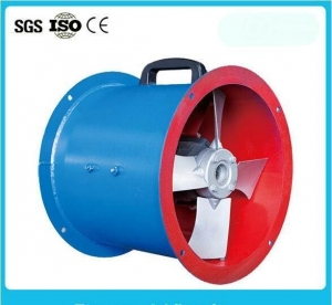 China stable T35-11 series low noise axial flow blower on sale