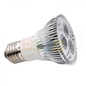 China UL Listed 6W PAR20 LED Bulb, Size:62 82mm, Luminous Flux:255lm on sale