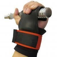 China NEW MODELS [112] POWER GRIPS PRO WEIGHT LIFTING STRAPS WITH WRIST SUPPORTER (PG-5051) on sale