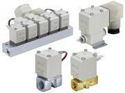 China 2/3 Port Solenoid Valves /Air Operated Valves for Fluid Control on sale