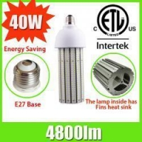 China e27 base led lamp 40w corn type lamp BB-HJD-003 on sale