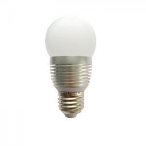 China Solar Powered 12Vdc 3W G50 LED Globe Bulb on sale