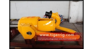 China Drilling Rig Swivel Supplier on sale