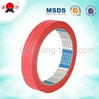 China printable good adhesion masking paper tape on sale