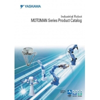 Industrial Robot MOTOMAN Series Product Catalog