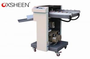 China XH-600 auto paper creasing machine on sale