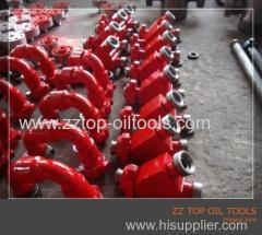 Quality Integral joint API 6A for sale