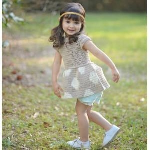 China Crochet Sweater Pattern Girls, baby girl clothes, fashion kids clothes on sale