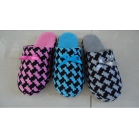 Normal Roonshoes Cheap Custom Indoor Outdoor Plush Women House Slipper