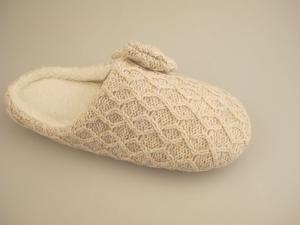 China Normal Roonshoes Cashmere Quiet Indoor Warm Inner Soft Sole Slipper on sale