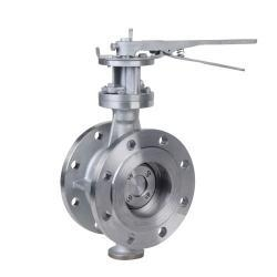 China API Flanged Butterfly Valve on sale