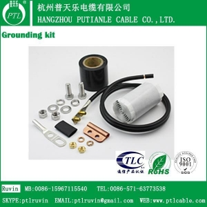 China Catv Cable grounding kits for cars GROUNDING KITS on sale