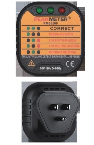 China PM6860B Socket Testers on sale