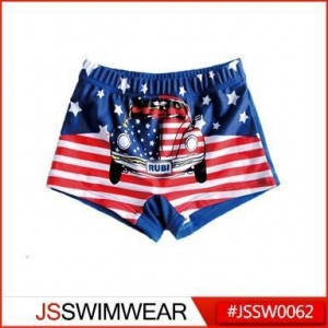 China Boy's Swimming trunks on sale