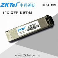 DWDM XFP 10g 1550nm 80km 10gbase Transceiver