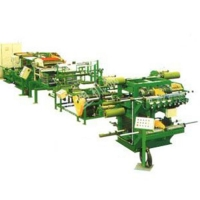 New Model Cord Fabric Slitter Cutting Machine