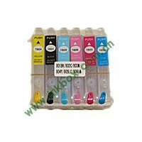 China printers and cartridge models T0801-T0806 refill ink cartridges on sale