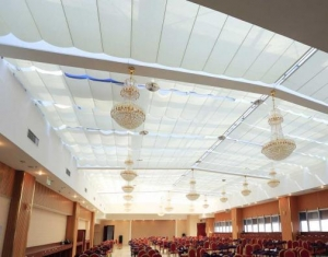 China FCS Folding Skylight Blinds on sale