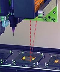 China Non-Contact Laser Height Sensor on sale