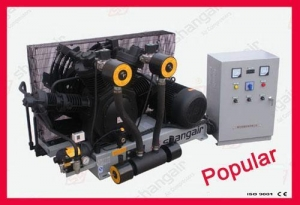 China 83SH Series High pressure Piston Air Compressors (single unit) on sale