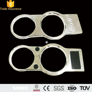 China Machined Car Cup Holder on sale
