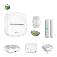Contact Now WIFI Smart Home Automation Alarm System AJ-H800