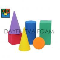EVA Foam Giant Geometric Solid Block, 7cm, 6piece EG7706