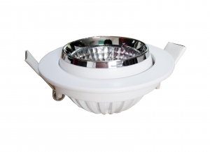 China NEW PRODUCTS cabinet globe COB 7W led downlight LED Downlights on sale