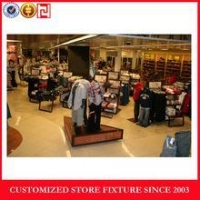 High quality good appearance garment display rack