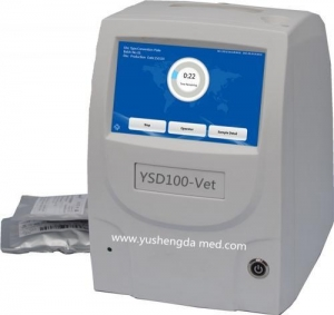 China YSD100-Vet Full-auto Biochemistry Analyzer on sale