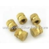 China Slotted Brass Threaded Insert for sale