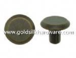 China Semi tubular rivets in zinc plating on sale
