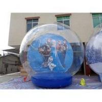 Hot sale Inflatable Bubble Room bubble Tent pvc inflatable tent outdoor inflatable snow globe