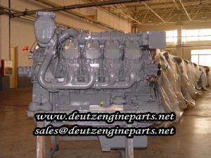 China DEUTZ 234 diesel engine/BF8M1015C on sale