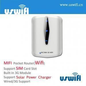 China Hot Selling 2015 3G Wireless Router supports Solar Power Bank on sale