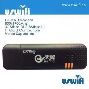 China Hot Selling 3G Wireless EVDO usb Modem- US880C on sale