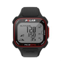 Polar RC3 w/ GPS Fitness Heart Rate Monitor Computer Watch Polar- 90048169