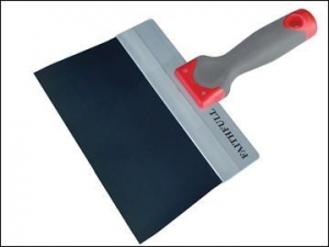 China 2 Drywall Taping Knife Blue Steel on sale