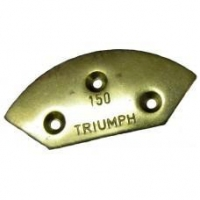 SHOE CARE Triumph Boulevard Brass Toe Plates