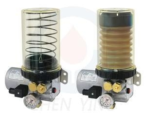 China Adjustable Automatic Grease Lubricator KGCP Resistance Type Grease Electric Lubricator on sale